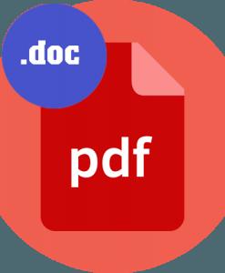 تبديل PDF فارسی به Word